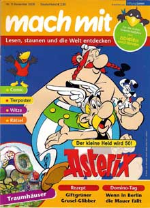 Asterix in mach mit